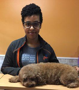 Shyanne Roberts - Pet Care Specialist