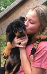 Jazmine Steeves - Pet Care Specialist