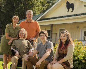 Sherri, Jocelyn Longpré & Family